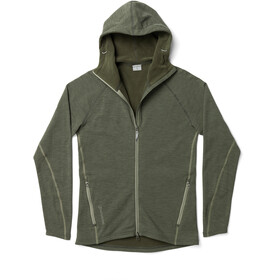 Houdini Outright Houdi Fleece Jacket Men, light willow green